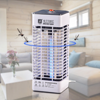 2016 New 220V Mosquito Killer Lamp Photocatalyst Insect Killer Trap Repellent Mosquito Lamp Pest Control Repeller