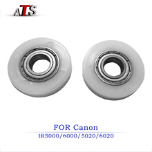5Set Spacer Roller For Canon IR 5000 6000 5020 6020 compatible Copier spare parts IR5000 IR6000 IR5020 IR6020 цены