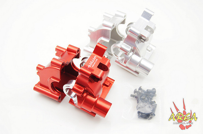 Area Rc parts Rear Alloy Diff  Gearbox Transmission for LOSI 5IVE-T losi 5ive t hd billet rear hub carriers