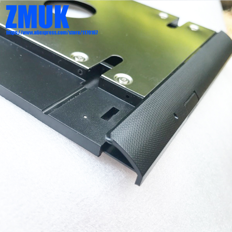 Brand New Laptop Serial ATA Hard Drive bay adapter w/ Facepl