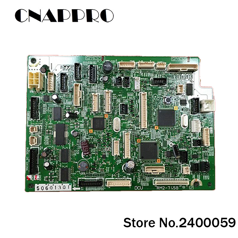 1PC RM2-7458 RM27458 DC Controller Board Panel Assembly For Hp Laser Jet LJ M630 M 630 Genuine Printer romanson rm 9207q lj gd