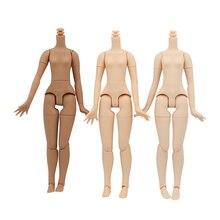 Azone corpo branco natural pele preta um corpo de copo 20cm 8.5 polegada para 1/6 boneca blyth corpo comum adequado para diy mudar o corpo gelado