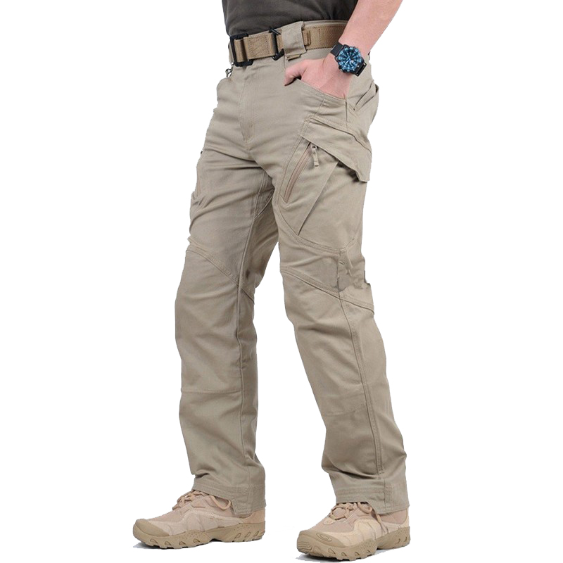 b1055afe4c8 Cheap De Línea poco IX9 Militar táctico de carga pantalones de hombres  contra SWAT Militar del