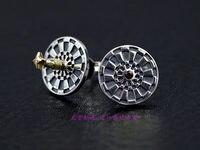 Thailand Imports Miniature Dart Dart Disc 925 Pure Tremella Nail Intime