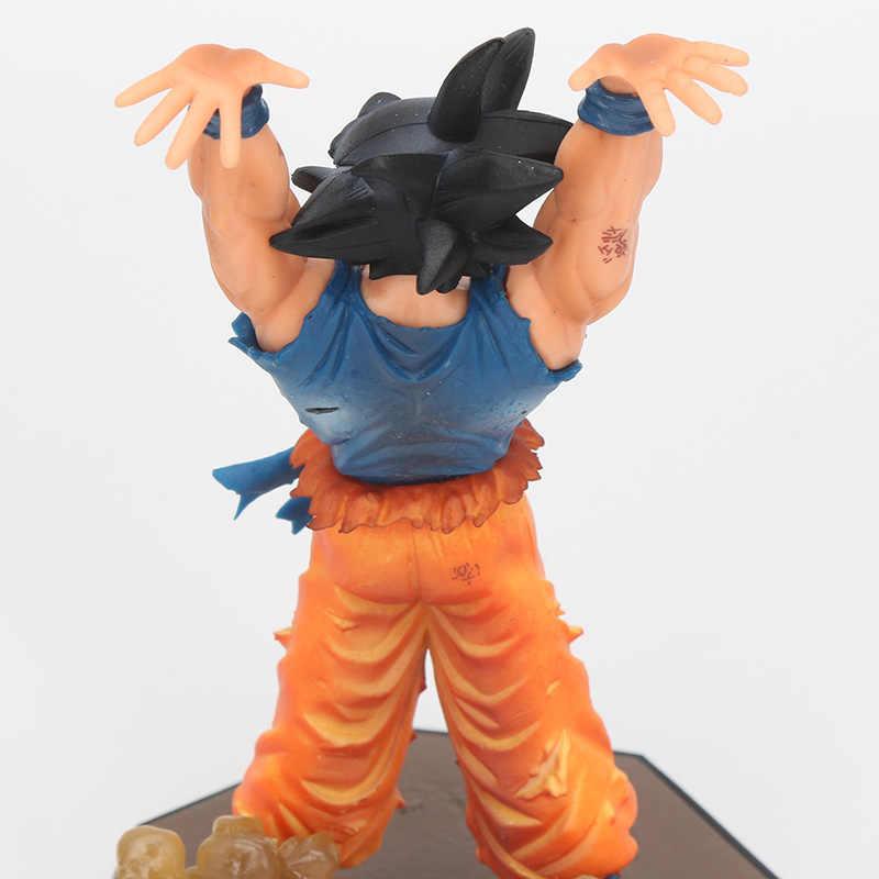 Anime Dragon Ball Z Son Goku Batalha Genki Dama PVC Action Figure Coleção Modelo Brinquedos Boneca caráter brinquedos presente das crianças