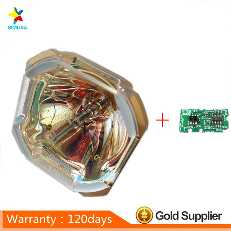 100%Original bare projector lamp bulb  ET-LAE16  for  Panasonic PT-EX16K Bulb With Chips high quality et lal320 projector bulb with original lamp for panasonic pt lx270u pt lx300 pt lx300u projector