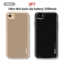 Wi-fi 2400mAh-3400mah Again Clip Battery Charger Case Energy Financial institution For iPhone7 7plus Cell Cellphone Holder Operate Energy Case