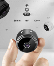 Mini WiFi Camera 1080P HD Remote playback video small micro cam Motion Detection Night Vision Home Monitor 64G mini camcorder все цены