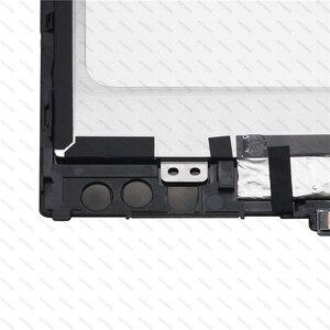 Image 4 - B140XTN02。 E N140HCE EBA 14 IPS LED 液晶タッチスクリーンデジタイザ国会 + フレーム Hp パビリオン X360 14 ba シリーズ