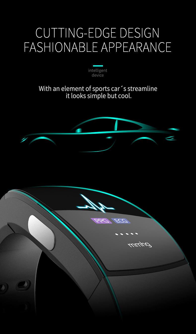 Professional Sport Smart Bracelet 12