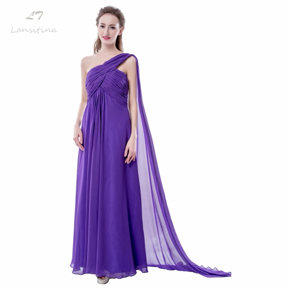 Online get cheap green pink bridesmaid dresses aliexpress noble weiss bridesmaid dresses one shoulder pleat mint green purple pink a line sleeveless in stock ombrellifo Images