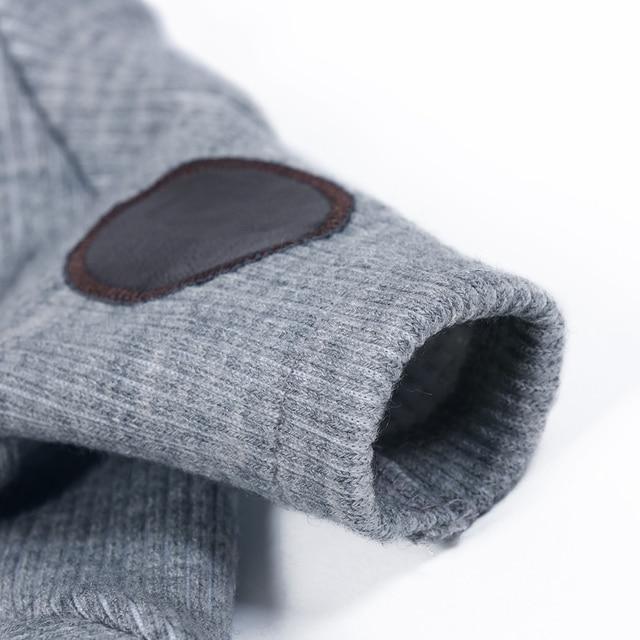 Modern Pet Coat in Grey or Beige 4