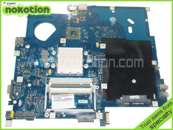 MB.N2702.001 laptop Motherboard For ACER Aspire 5515 E620 SERIES LA-4661P MBN2702001 DDR2 free shipping warranty 60 days