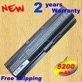 5200 mAh de la batería para HP Pavilion DV3 DM4 DV5 DV6 DV7 G4 G6 G7 635 for Compaq Presario CQ56 G42 G62 G72 MU06 593553-001 593554-001