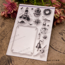 NCraft Clear Stamps N134 Scrapbook Paper Craft Clear stamp scrapbooking
