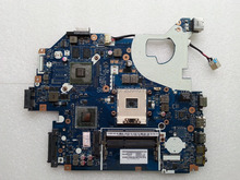 For ACER 5750 5750G Laptop motherboard Mainboard P5WE0 LA-6901P Non-integrated Fully Tested Good Condition