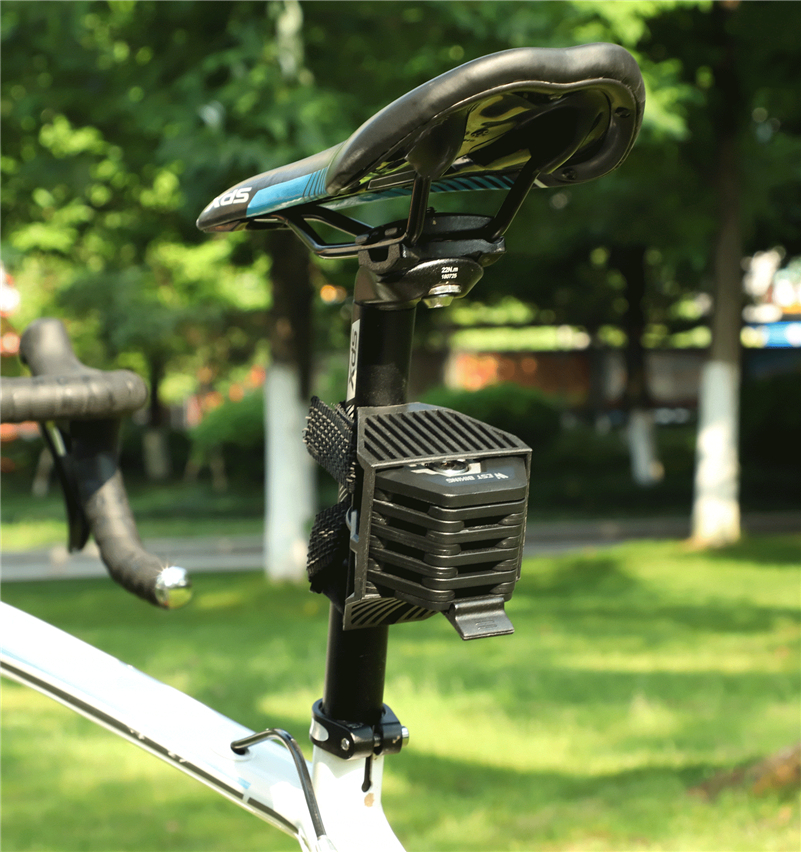 Antivol de sécurité vélo ou moto à Chaîne pliable