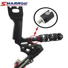 Sharrow 1 Piece Quick Disconnect Metal PR614 Stabilizer and Balance Rod of Compound Bow
