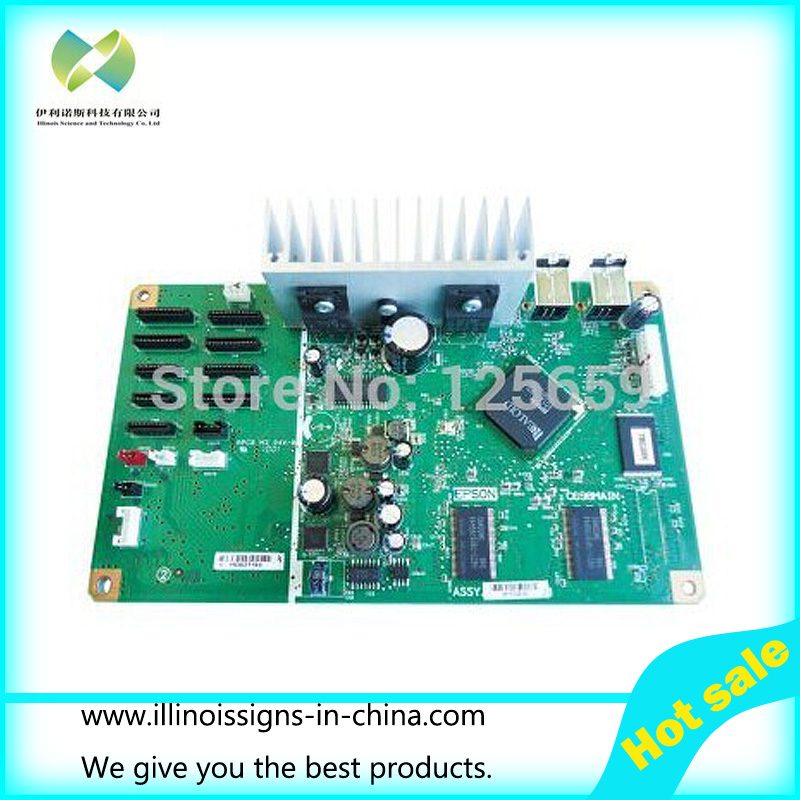 ФОТО Mainboard for  DX4/DX5/DX7 R1900 Printer part PCB