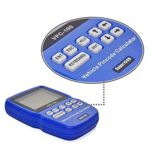 VPC-100-Hand-Held-Vehicle-PinCode-Calculator-with-300-200-Tokens-Life-Time-Free-Update-VPC100