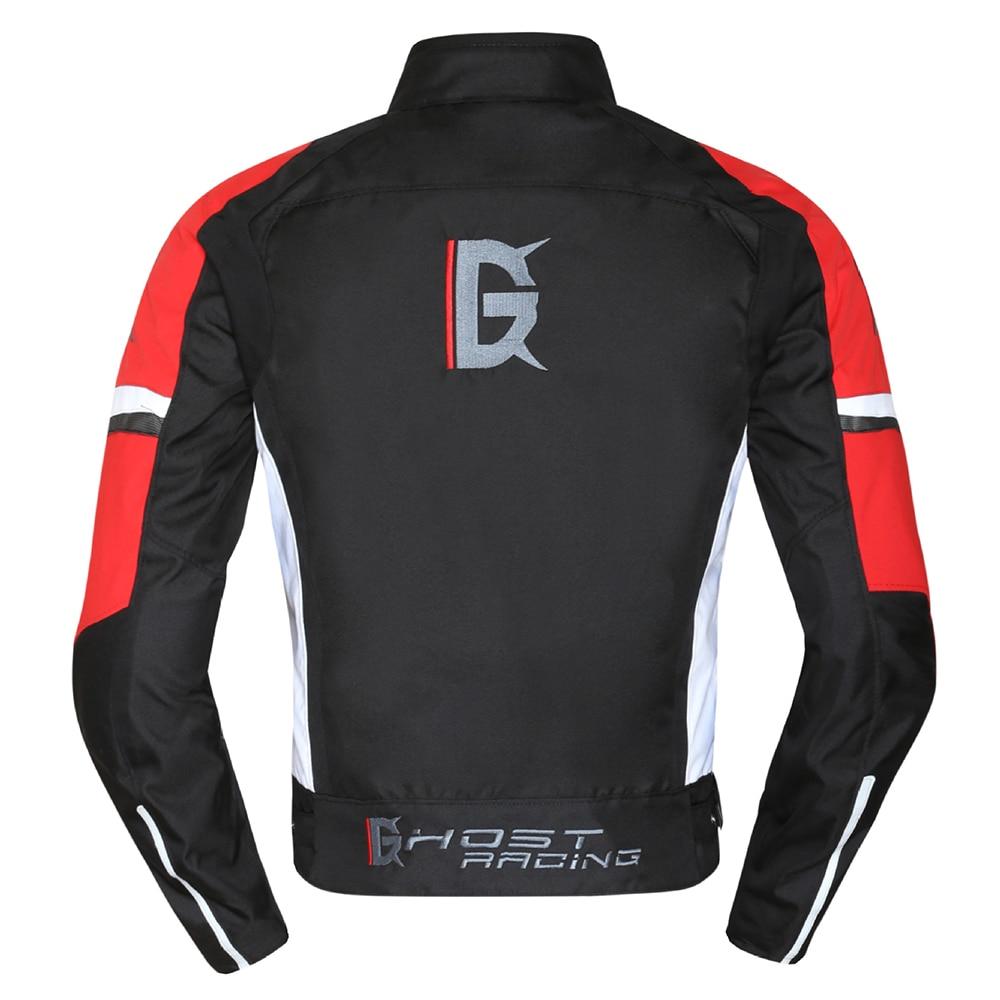 Fantôme course moto rcycle veste équipement de protection moto rbike équitation moto veste imperméable coupe-vent moto vêtements moto rcycle costumes - 3