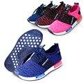 Бесплатная доставка 1 пара Кроссовки детская Обувь, спорт мальчик/Девочка обувь, дышащей обуви, супер качество