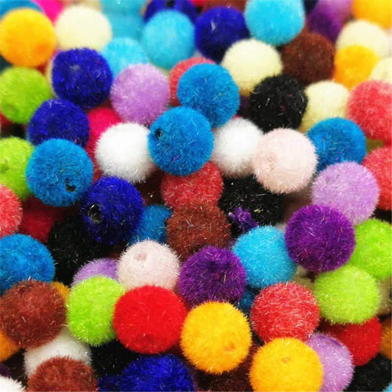 6mm 100pcs/Lot Fashion Cheap Hot Acrylic Beads Round Shape Fits For Handmade DIY Necklace Bracelet Jewelry Making Wholesale