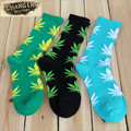 Hot Sales Germany's Harajuku Hiphop Men's Maple Leaf Sock Cotton Hose Long Skateboard Hip-hop Socks for Male