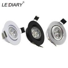 Светодиодный светильник iary 110 220 В 3 Вт 55 мм