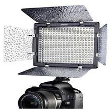 YONGNUO YN300-II YN300 II 300 LED Light Camera Video Light For Canon Nikon Samsung Photo studio light lamp YN-300 II Fill Light
