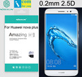 Nillkin Amazing H+Pro Tempered Glass Protective For Huawei Nova Plus 5.5 inch 0.2mm 2.5D round cruved edge