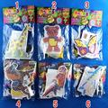 4sets/lot Styles Kids PegBoards+beads set,for 5mm Perler Beads Hama Beads Fused Beads Patterns Clear Transparent Peg Board