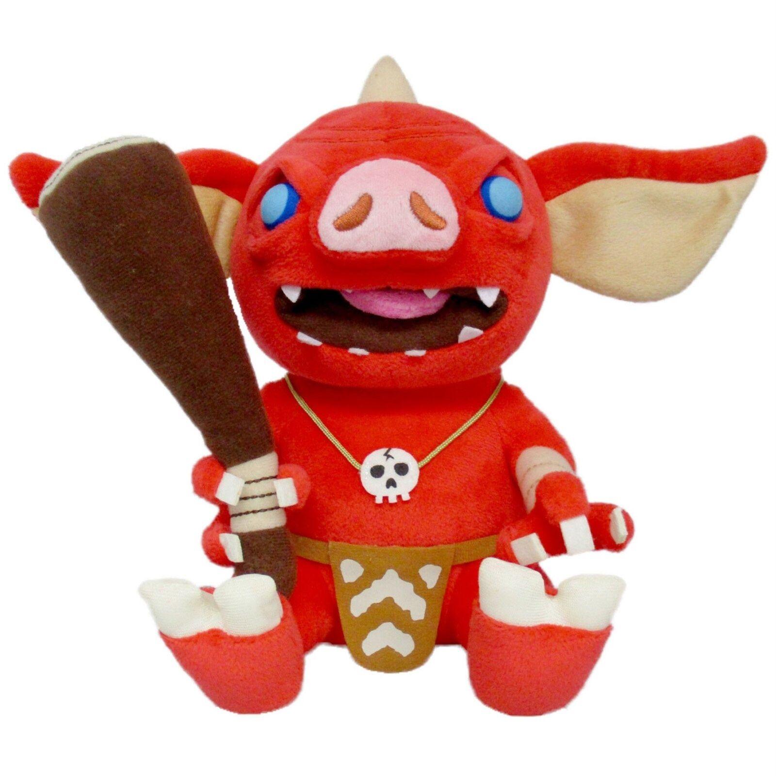 The Legend Of Zelda Breath Of The Wild Bokoblin Stuffed Plush Doll Toy