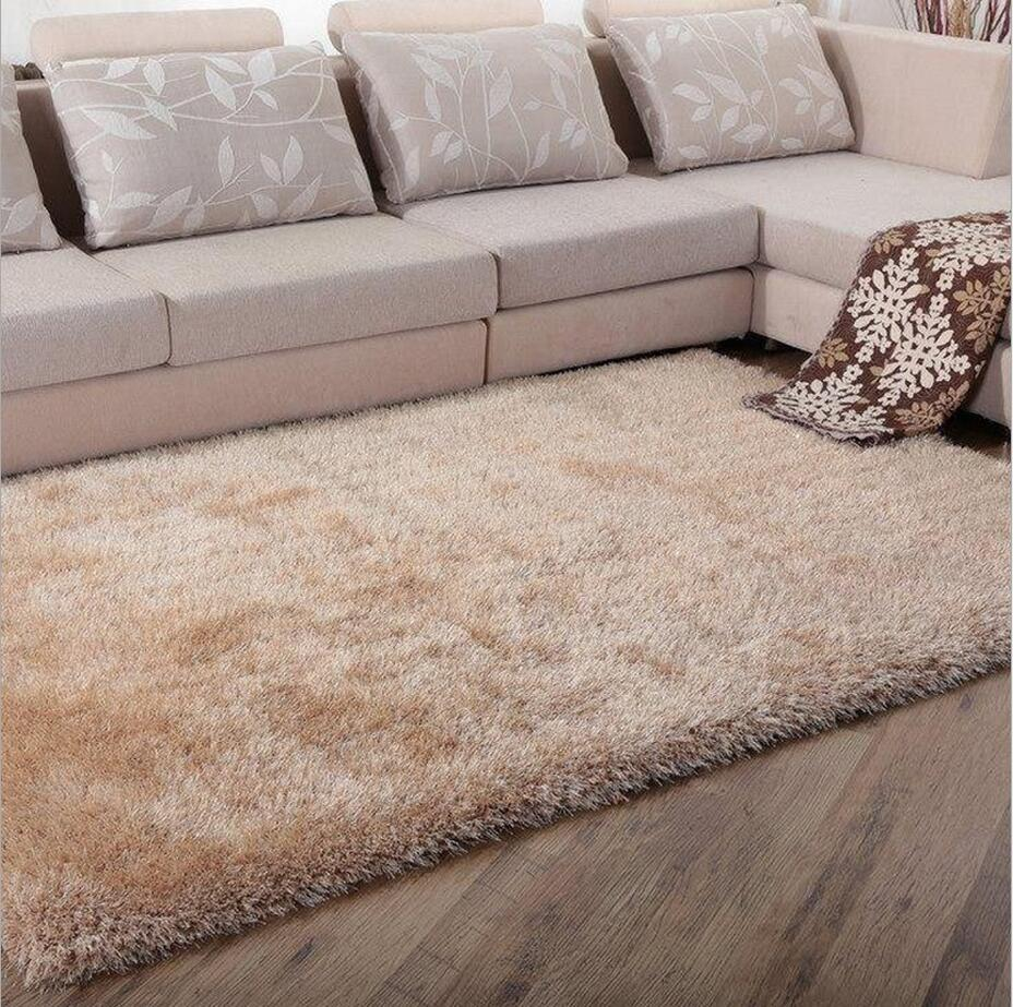 70cmx140cm Area Rugs For Bedroom Thick Long Hair With Wire Parlor Mats Comfortable And Soft Throw Carpet Living Room Tapetes In From Home