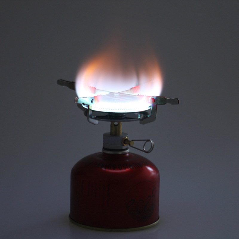 Outdoor Camping Propane Gas Stove Furnace Portable