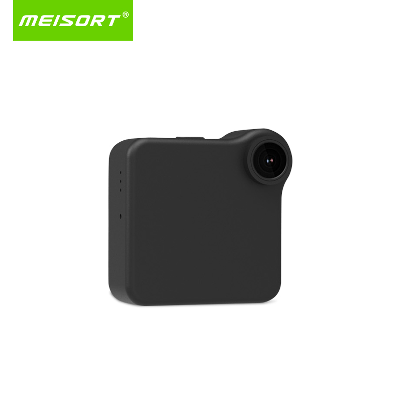 Meisort wifi P2P Mini Camera HD 720P Wearable IP Camera Motion Sensor Bike Body Micro Mini DV DVR Magnetic Clip Voice
