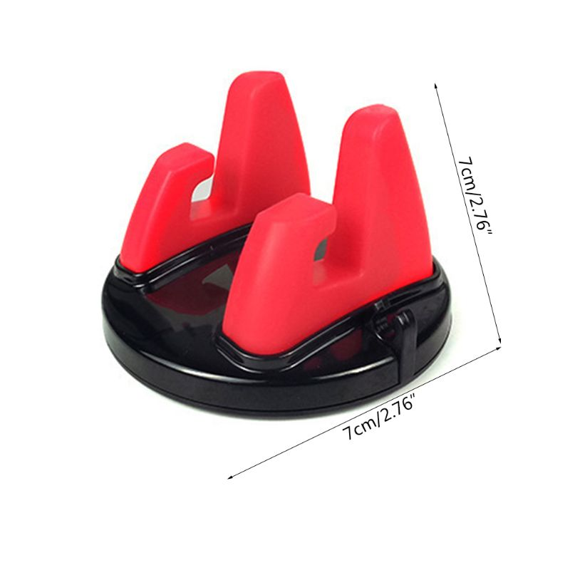 Image 4 - 2019 hot Accessories Car Phone Holder Stands Rotatable Support for Peugeot 107 108 206 207 301 406 407 SW 607 308 307 508 RCZ-in Car Tax Disc Holders from Automobiles & Motorcycles