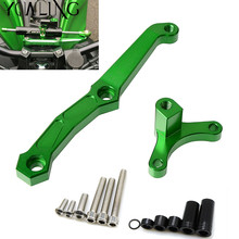 For Kawasaki Z800 Z 800 2013 2014 2015 2016 2017 2018 Motorcycles Adjustable Steering Stabilize Damper Bracket Mount Support Kit fxcnc aluminum adjustable motorcycles steering stabilize damper bracket mount kit for kawasaki zx6r 2005 2006 motorbike support