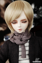 Free Eyes bjd SD doll male baby Junior Delf TERRA DREAMING 3 half closed eyes