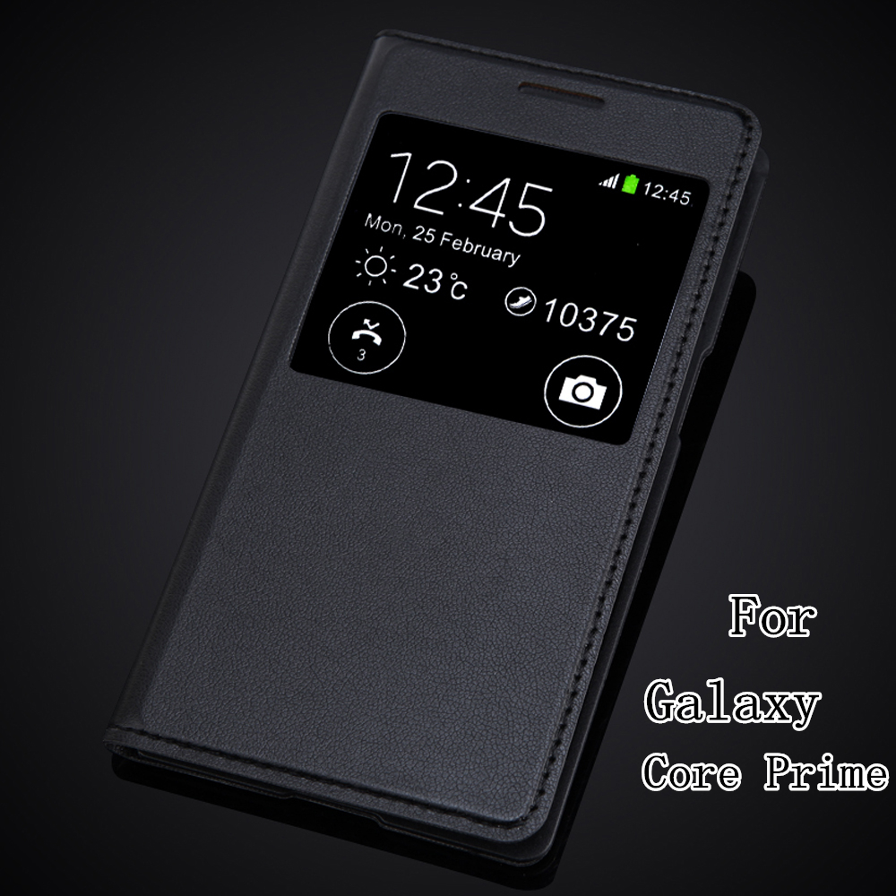 Leather Flip Cover Case For Samsung Galaxy Core Prime G360 ... | 1000 x 1000 jpeg 136kB