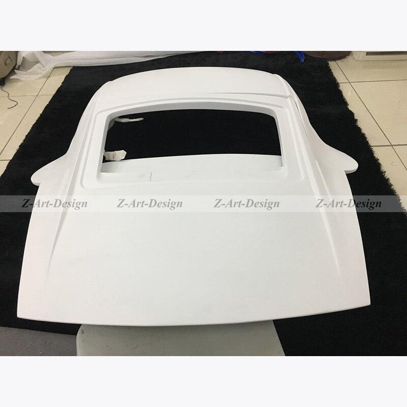 986 стекловолокно Hardtop автомобильный комплект для Porsche Boxster 986 жесткий Топ изменение 986 на Cayenne Outlook