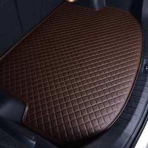 Кожаный коврик для багажника автомобиля для Ford Kuga EcoSport Explorer Escape Edge Focus Fiesta