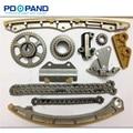 K24A Tensor Da Corrente Do Sincronismo Do Motor Engrenagem Kit para Honda Accord Odyssey CM5 DBA-RB1 EM 2.4L
