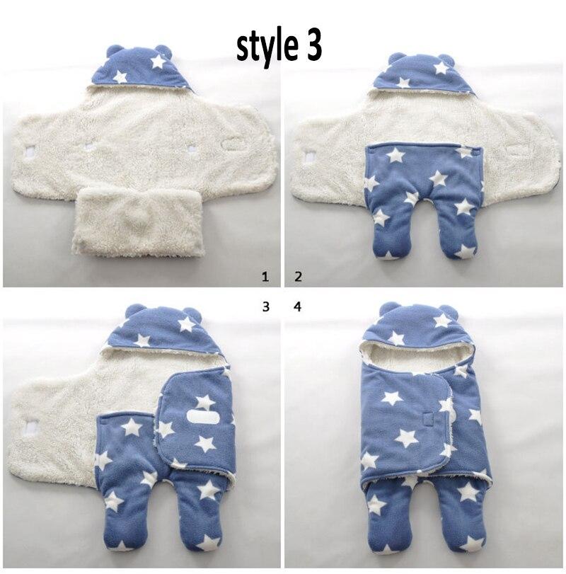 NAET-cher-winter-warm-baby-sleeping-bag-soft-velvet-envelope-Newborn-envelope-receiving-Blanket-Sleeping-bag-infant-wrap-swaddle-5