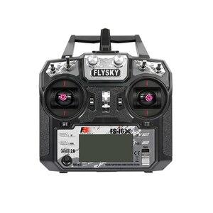 Image 2 - Flysky FS i6X 2,4G 10CH/6CH передатчик TX пульт дистанционного управления для вертолета с фиксированным крылом планер многоосевой RC Дрон Квадрокоптер