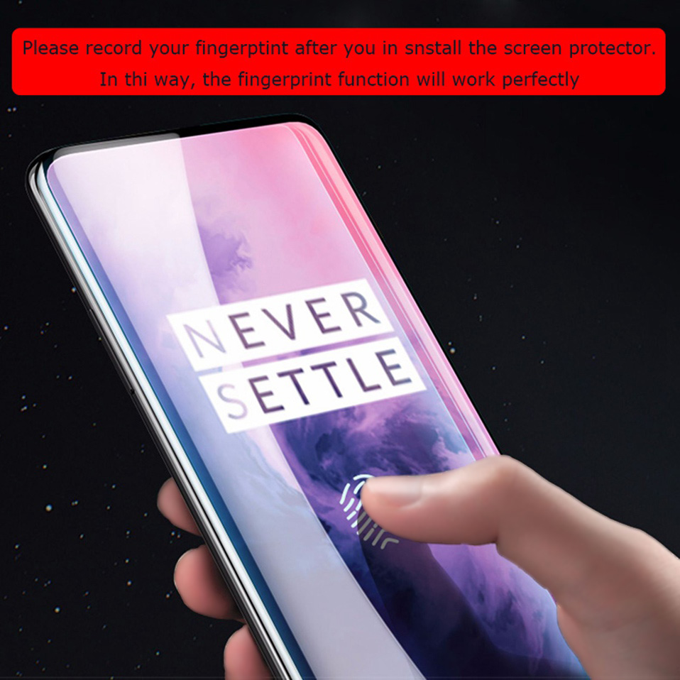 6D Glass for Oneplus 6t 7 Pro 6 5t 5 Screen Protector One Plus 7 7pro Oneplus7 Phone 5D Tempered Glass for Oneplus 7 Pro 6t 6 5t