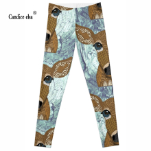 Free shipping New Hot Sexy Women Pants Womens Trousers Fashion Cute cartoon DEER Pant Capris Fitness