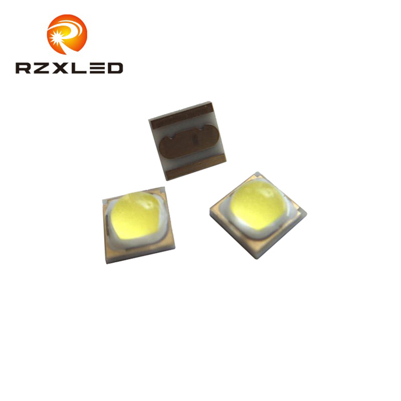 10pcs/lot 1W5W <font><b>led</b></font> chip 3535 3V 6000K 3000K 4000K <font><b>LED</b></font> <font><b>CREE</b></font> Chip for as DRL daytime running lights light-emitting diode image
