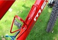 бутылку воды клетки алюминиевый сплав складной / горный велосипед для наружной велоспорт аксессуары 1 шт
