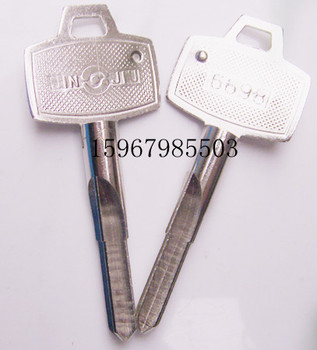 SSDQ02402 full 300 yuan nationwide shipping original King of the 6698 copper lengthened cross misplaced keys embryo
